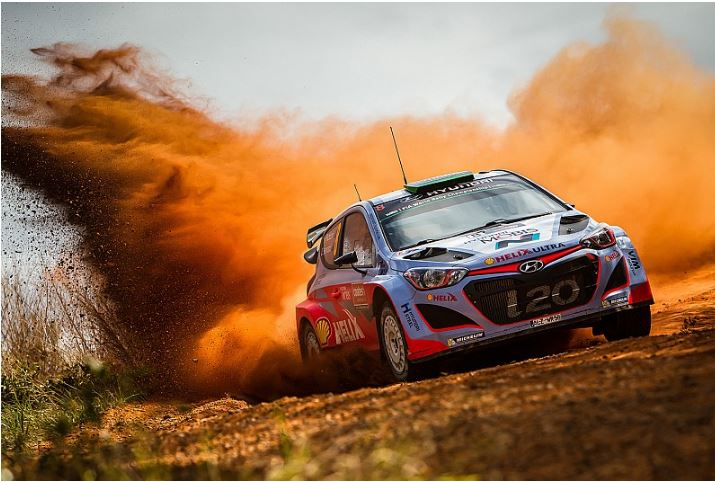 Rally Australia inks three-year government deal