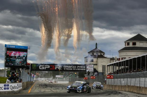 WORLD RX - KRISTOFFERSON WINS CANADA RX AND EXTENDS CHAMPIONSHIP LEAD