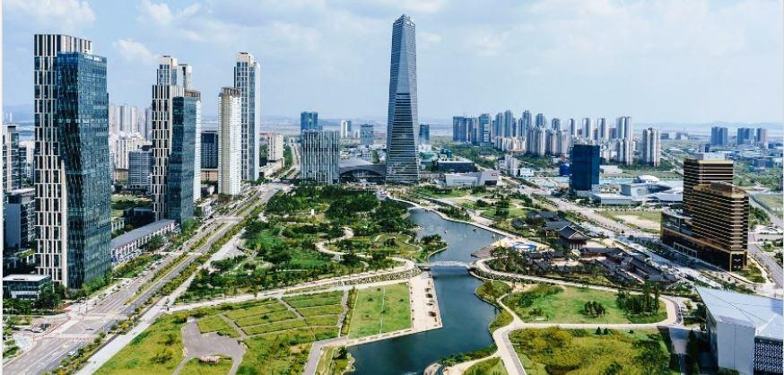 स्मार्ट सिटी बनाउन कोरियाको सहयोग