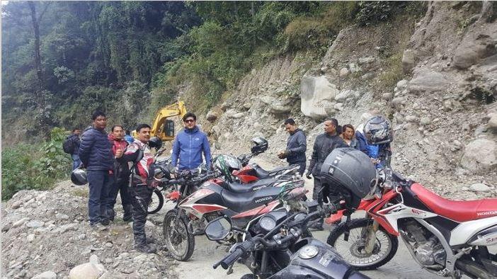 ट्रान्स–हिमालय र्याली–क्रस च्याम्पियनसिप सम्पन्न